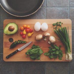 簡単時短健美料理講座